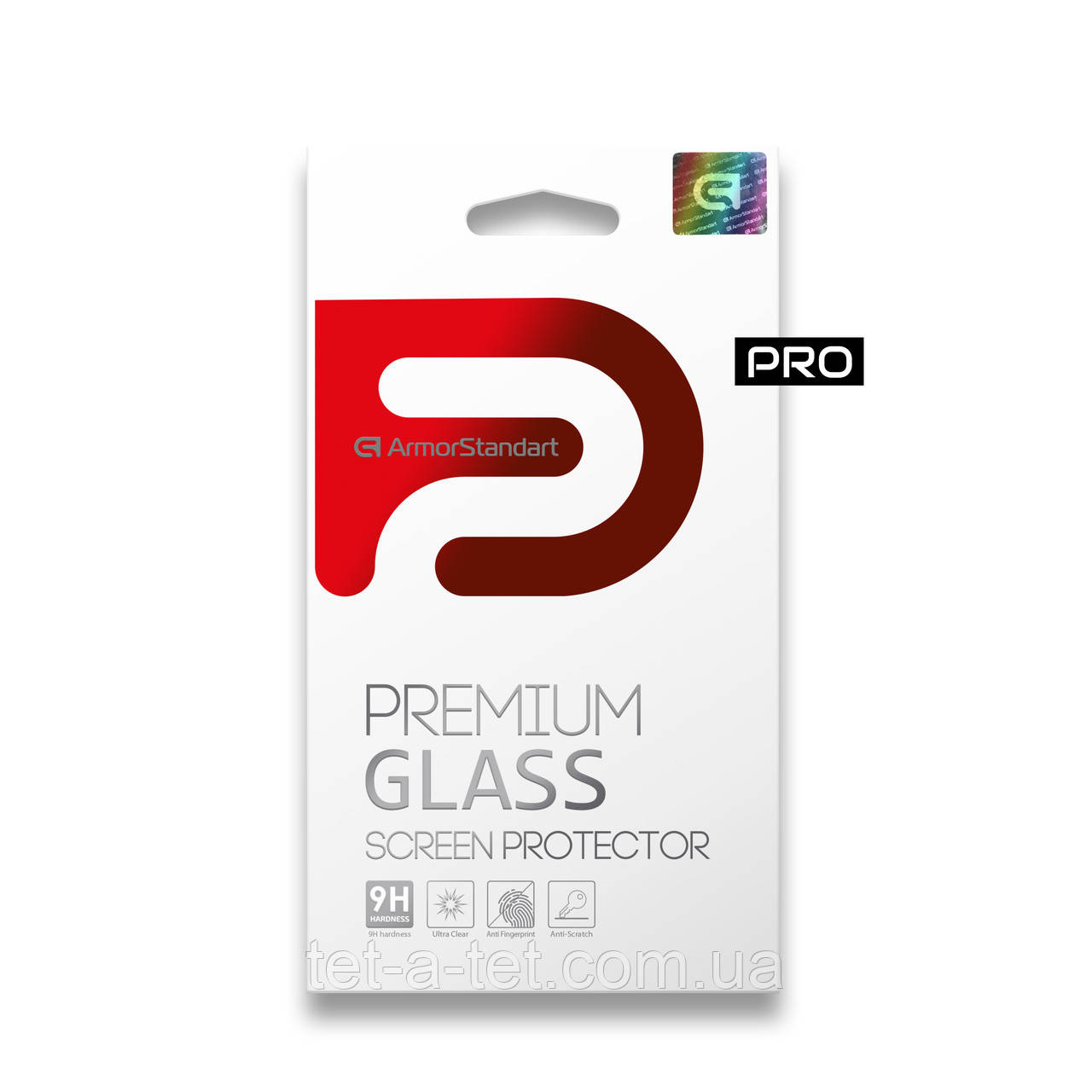 Захисне скло ArmorStandart Pro для Samsung A21s Black (premium glass)