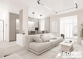 Акция на Дизайн интерьера квартиры, дома, офиса, магазина, коттеджа -25% скидка