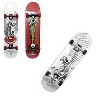 Скейтборд/скейт спортивный с прочной подвеской Tortoise: 3 вида