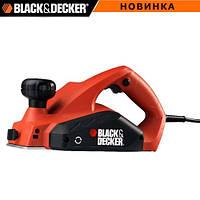 Электрорубанок  BLACK&DECKER  KW712KA