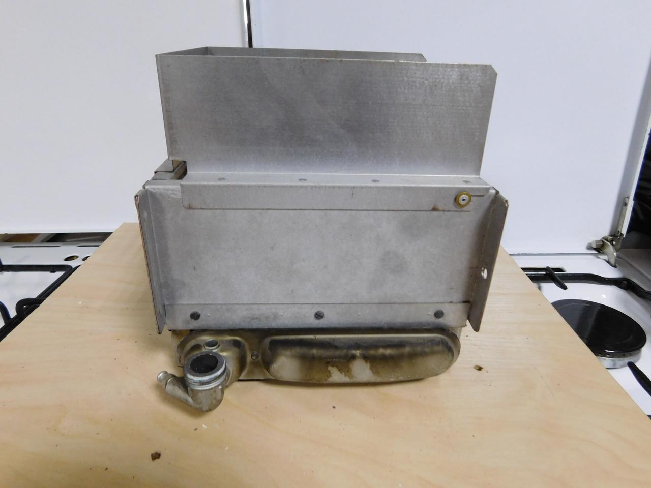 Теплообмінники для котлів Юнкерс Vaillant Baxi,buderus 18квт.