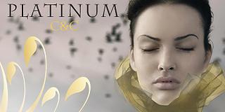 """Антивозростной уход для лица Love Line Platinum 45+ Израиль """"Хлавин"""""""