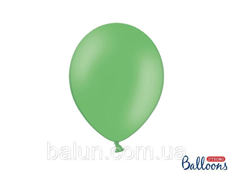 Balloons Strong 27cm, Pastel Green (Пастель Зелений)