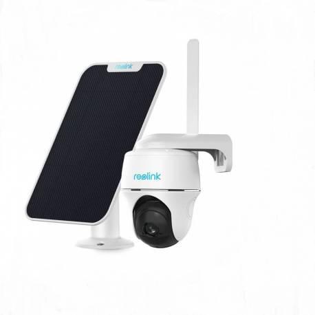 4G камера Reolink Go PT + сонячна панель 3G, 4G LTE вулична відеокамера