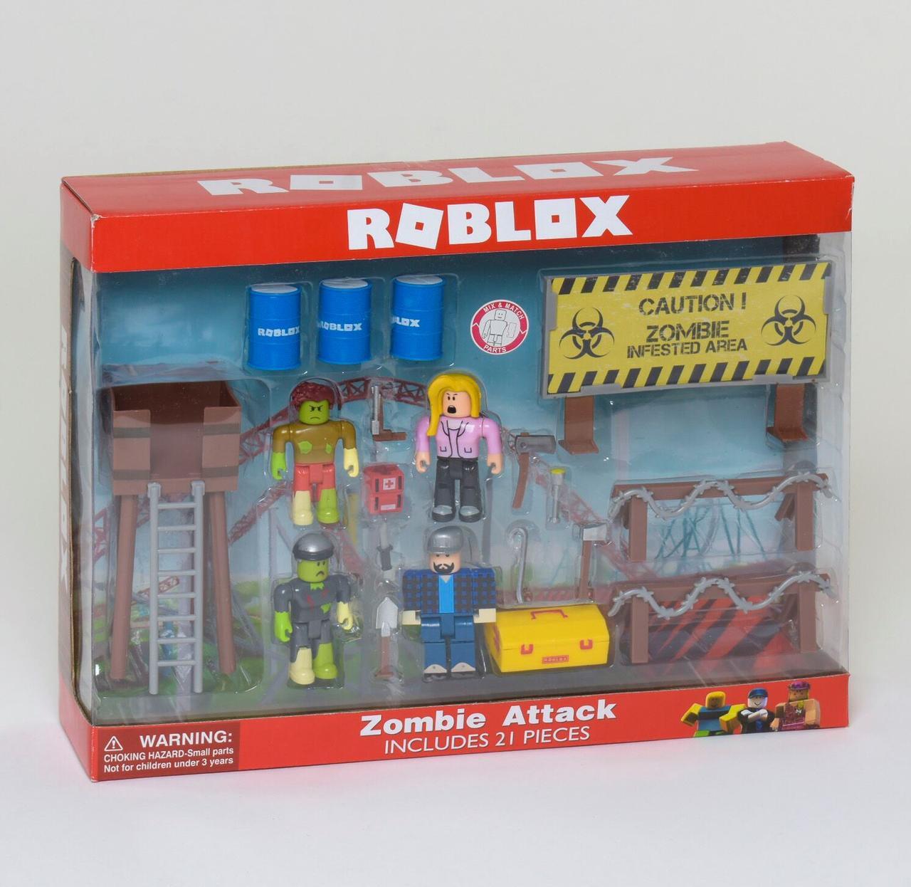 Герои ROBLOX Роблокс, в коробке JL 18521