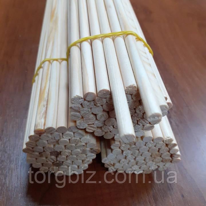 КРУГЛЫЕ палочки для сладкой ваты - 50 шт.