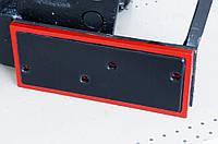 Полевая доска к плугу ПЛН 3-35 (5-35) со вставкой из композитного материала Tekrone, фото 1