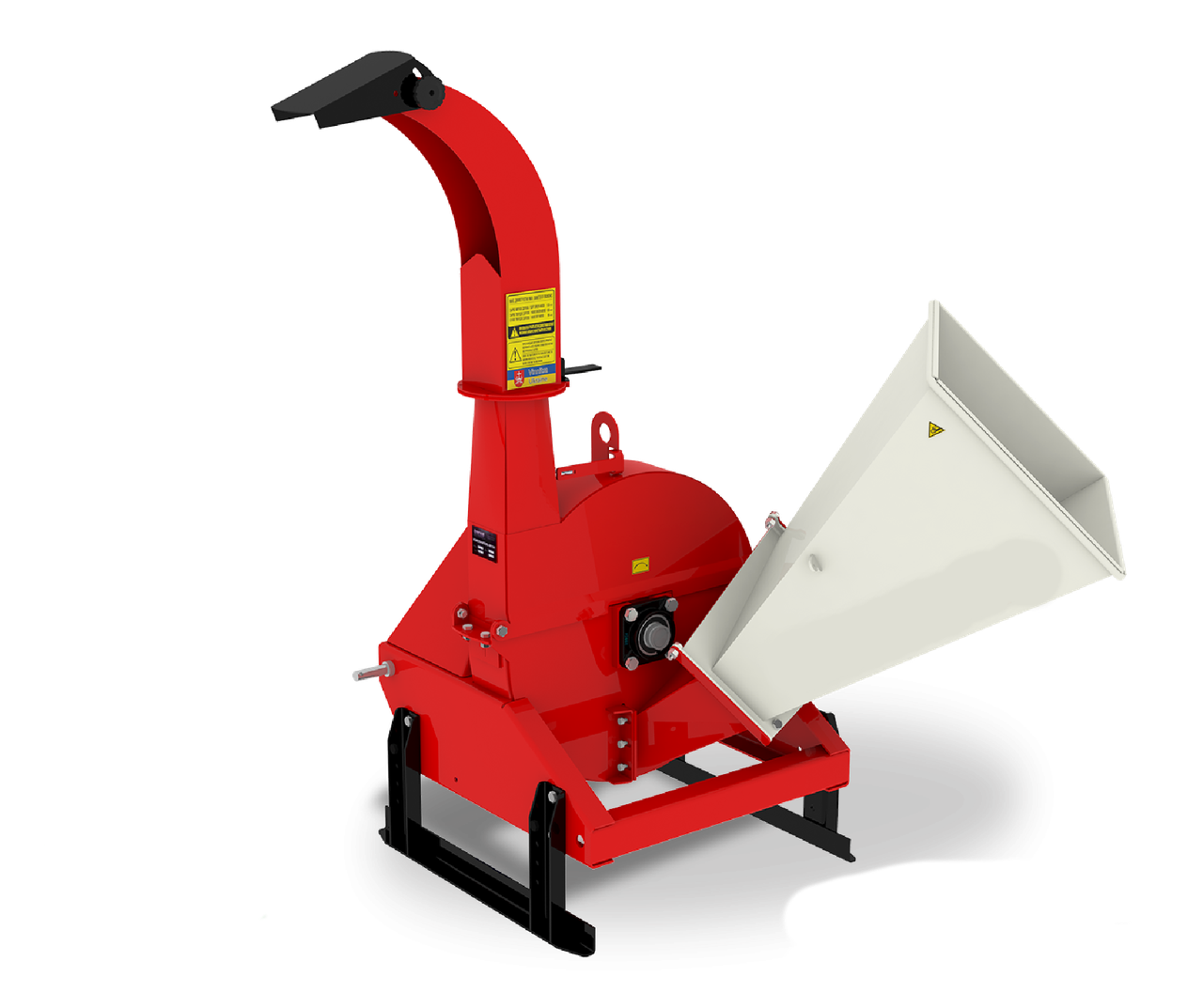 Подрібнювач гілок Arpal МК-120ТР для трактора (діаметр гілок 120 мм)