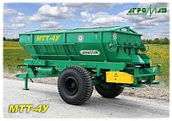 Розкидувач добрив МТТ-4У (4 т.) Бобруйскагромаш (Білорусія)