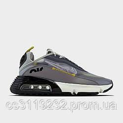 Чоловічі кросівки Nike Air Max 20/90 Grey White (сірі)