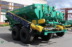 Машина для внесення пилоподібних химмелиорантов МШХ-9 (12 т) Бобруйскагромаш (Білорусія)