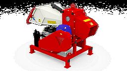 Подрібнювач гілок Arpal АМ-160БД (діаметр гілок 160 мм)