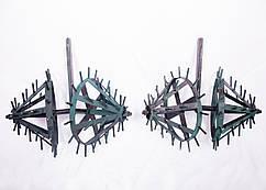 Культиватор Їжак ТМ АРА (трактор, 1 секція)