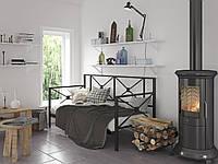Диван - кровать кованный в стиле лофт   Тарс