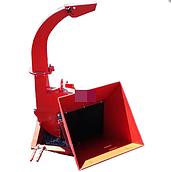 Подрібнювач гілок Cyklon, щепорез для трактора (до 130 мм) з гідравлікою