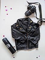 Курточка дитяча косуха, фото 1