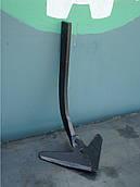 Стійка, лапа стрелоч. КПС 401.007 в зборі