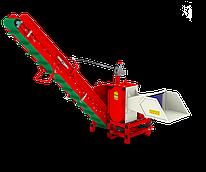 Подрібнювач гілок Arpal АМ-120ТР-ДО з транспортером під ВОМ трактора (діаметр гілок 120 мм)