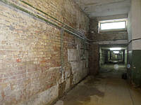 Комбинированная гидроизоляция наружной стены подвала изнутри в Национальном институте хирургии и трансплантоло