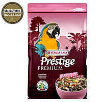 Versele-Laga Prestige Premium Parrots Корм премиум класса для больших попугаев (15 кг)