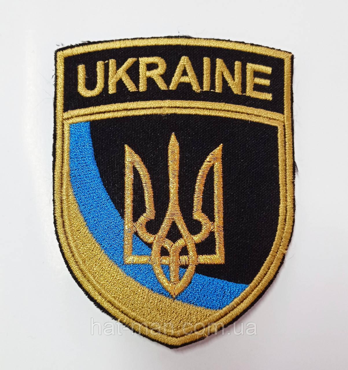 "Шеврон на липучці ""Ukraine"""
