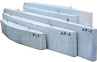 Рігелі фундаментні опор Р-1, АР-5