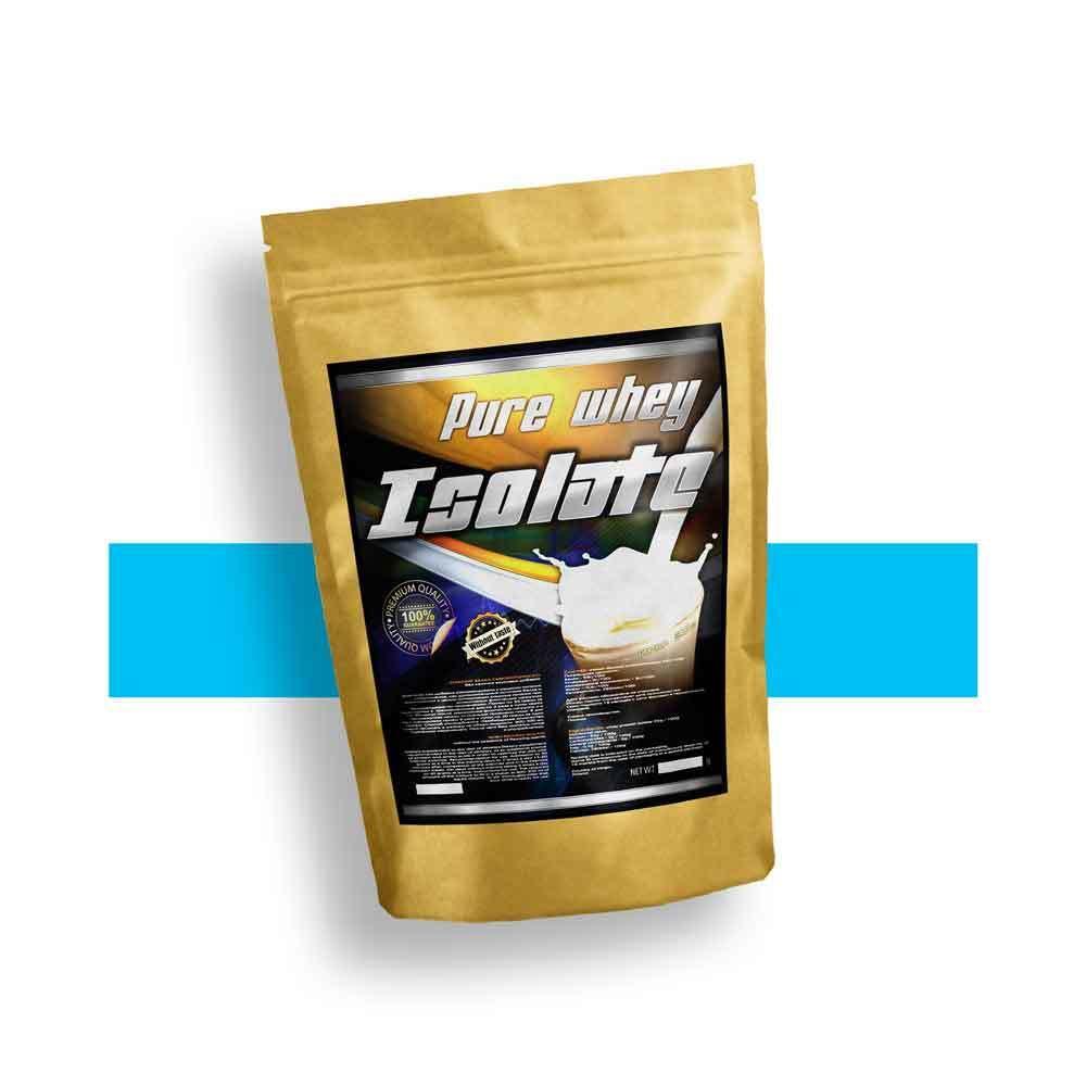 Изолят протеина гидролизат казеин для похудения 95% белка на развес Польша | 900 г | 30 порций