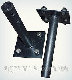 """Піввісь """"Преміум"""" для великого причепа (діаметр 28 мм, довжина 114 мм)"""