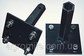 """Диференціал """"Zirka 105"""" """"Преміум"""" (кована шестигранна труба, діаметр 32 мм, довжина 170 мм)"""