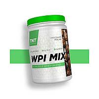 Изолят протеина бцаа аминокислоты для похудения 90% белка WPI Mix TNT Польша   900 г   30 порций