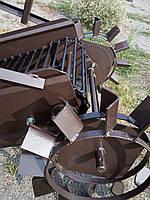 Картоплекопачка транспортерна Ярило PRO до мотоблоку (привід від коліс, зчіпка в комплекті), фото 2