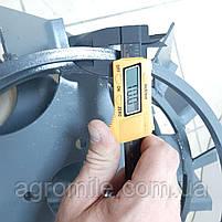Грунтозацепи підвищеної тяги Weima 600х150 мм універсальні, фото 3