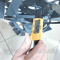 Грунтозацепи підвищеної тяги Weima 600х150 мм універсальні, фото 7