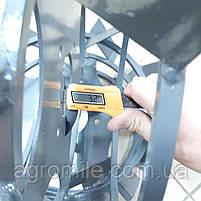Грунтозацепи підвищеної тяги Weima 600х150 мм універсальні, фото 5