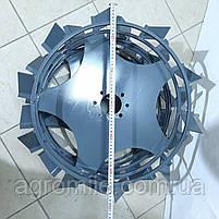 Грунтозацепи підвищеної тяги Weima 600х150 мм універсальні, фото 6