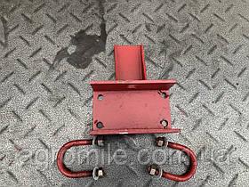 Зчіпка Булат для навішування попереду мотоблока (WEIMA 1100 і аналог)