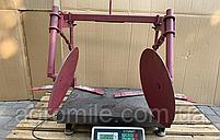 Дисковый окучник Булат  с пропольником ф-370 (пропольник 350/470 мм), фото 3