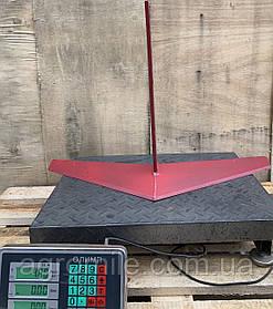 Плоскоріз-пропольник Булат до мотоблоку (750 мм, для суцільної обробки)