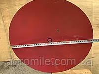 Дисковый окучник Булат Ф-420 (двойная сцепка 800 мм,круглые стойки), фото 3