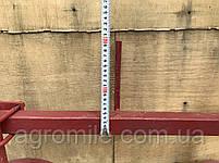 Дисковый окучник Булат Ф-420 (двойная сцепка 800 мм,круглые стойки), фото 6