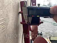 Дисковый окучник Булат Ф-420 (двойная сцепка 800 мм,круглые стойки), фото 9