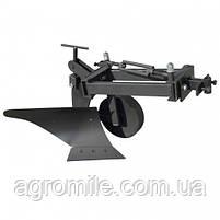 Плуг для мотоблока Zirka-105 Премиум  (опорне колесо, коротка рама), фото 2