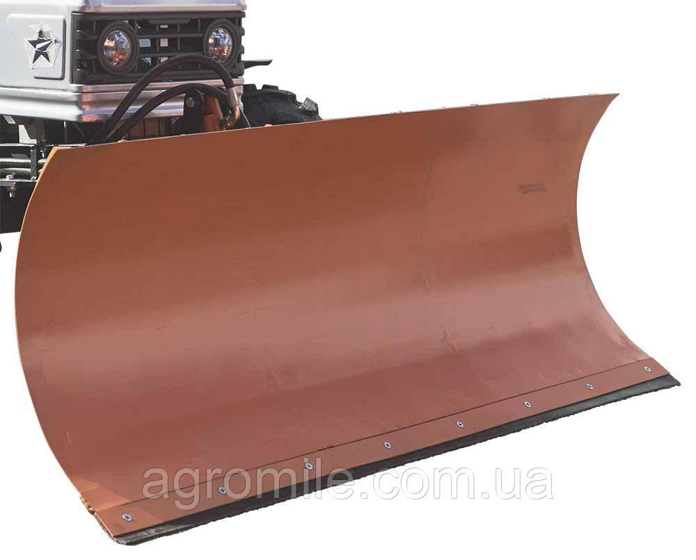 Лопата-відвал для мототрактора Преміум (без гідравліки)