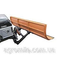 Лопата-відвал для мототрактора Преміум (без гідравліки), фото 3