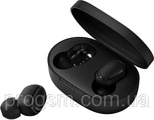 Наушники Redmi AirDots (bluetooth) Black (Copy)