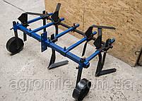 Культиватор междурядной обработки ТМ АРА (1 м, опорные колеса), фото 2