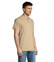 Рубашка поло SOL'S SUMMER II, Sand_115, размеры от XS до XXL