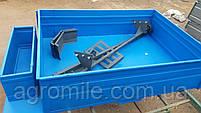 Прицеп БелМет 105х140 (самосвал, жигулевская ступица, 1 мм), фото 5