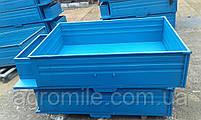 Прицеп БелМет 105х140 (самосвал, жигулевская ступица, 1 мм), фото 7