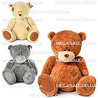 Большой мягкий плюшевый Мишка Тедди (Teddy) Me to you: 3 цвета, 42см (музыкальный)